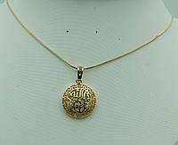 41. Кулоны для мусульман, позолоченный кулон Xuping.