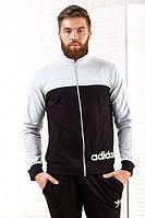 Спортивный костюм 231024 (Серый/Черный)