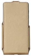 Чехол-книжка RED POINT BRAVIS A552 JOY MAX - Flip case (Gold), фото 1