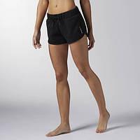Женские шорты для тренировок Reebok Workout Ready Cotton Graphic BK3148