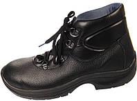 Спецобувь Ботинки черные модель 0403/1С