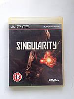 Видео игра Singularity (PS3)