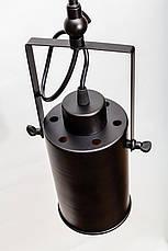 Прожектор-люстра (52-1208А-1 BK), фото 2