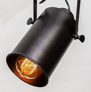 Прожектор на треке (52-1208B-1 BK), фото 2