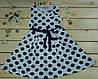 Модное нарядное  платье для девочки 2-12 лет