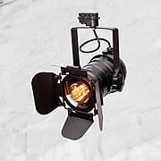 Прожектор на треке (52-19 черный)