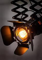 Прожектор на треке (52-14 черный), фото 2