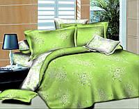 """Ткань для постельного белья Поплин набивной """"Leone"""" L1581-1 (A+B) - (60м+60м)"""