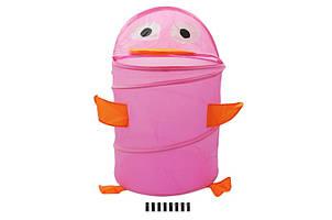 Корзина для игрушек r1001 (l) (491108), в коробке: 45х50 см