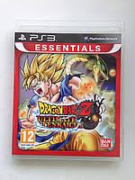 Видео игра Dragon ball Z (PS3)