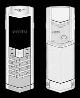 Vertu Signature S Design White