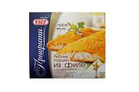 Рыбные порции из филе в панир.(VICI)