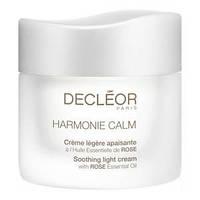 Крем успокаивающий молочный для чувствительной кожи, 50 мл/ Decleor Harmonie Calm Crème Lactee Apaisante