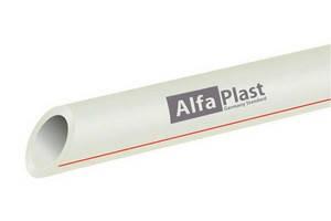 Труба для воды pp-r ду20 Pn20 Alfa Plast