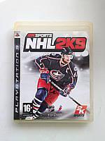 Видео игра NHL 2K9 (PS3)