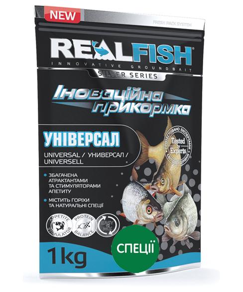Рыболовная прикормка Универсальная