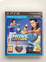 Видео игра Move фитнес (PS3) pyc.