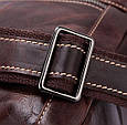 Мужская сумка-мессенджер из кожи BEXHILL BX1187C коричневый, фото 7