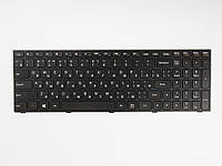 Оригинальная клавиатура для ноутбука LENOVO G50-30, G50-45, G50-70, G50-70M, Z50-70, Z50-75, Flex 2-15, Black, RU, черная рамка
