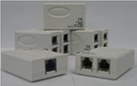 Сплиттер ADSL (1000шт) K1 (в пакете)