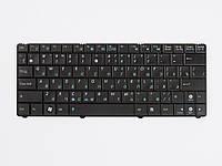 Оригинальная клавиатура для ноутбука ASUS N10, Eee PC 1101, Black, RU
