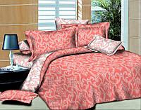 """Ткань для постельного белья Поплин набивной """"Leone"""" L1582-1 (A+B) - (60м+60м)"""