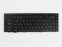 Оригинальная клавиатура для ноутбука HP 320, 325, 420, 421, 425, 620, 621, 625, Black, RU