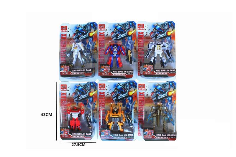 Трансформер робот, 8862