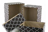 Коробки для хранения вещей (4 шт.)