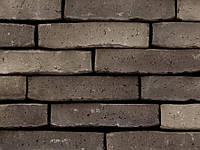 """Плитка клинкерная ручной формовки """"NATURE"""" Black grey, фото 1"""