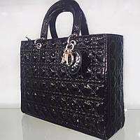 Сумочка Dior черная