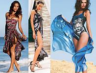 Пляжная одежда, женские сумки и парео женские