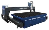 Станок плазменной резки Multicam 6000 серии