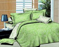 """Ткань для постельного белья Поплин набивной """"Leone"""" L1583 (A+B) - (60м+60м)"""