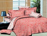 """Ткань для постельного белья Поплин набивной """"Leone"""" L1583-1 (A+B) - (60м+60м)"""