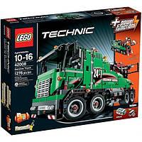 Пластмассовый конструктор LEGO Technic Машина техобслуживания (42008)
