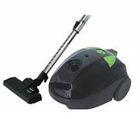 Пылесос Astor ZW-1354 Black/green, пылесос мешковой, мощный пылесос для дома, пылесос astor
