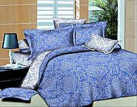 """Ткань для постельного белья Поплин набивной """"Leone"""" L1583-5 (A+B) - (60м+60м)"""