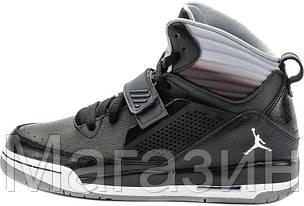 Баскетбольные кроссовки Nike Air Jordan Flight 97, Найк Аир Джордан черные, фото 2