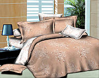 """Ткань для постельного белья Поплин набивной """"Leone"""" L1585-3 (A+B) - (60м+60м)"""