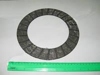 Накладка диска сцепления Газель,Волга двигатель 406,405 не сверленная (производство Фритекс)