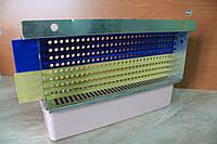 Пыльцесборник оцынкованый корпус 240 отверстий, фото 1