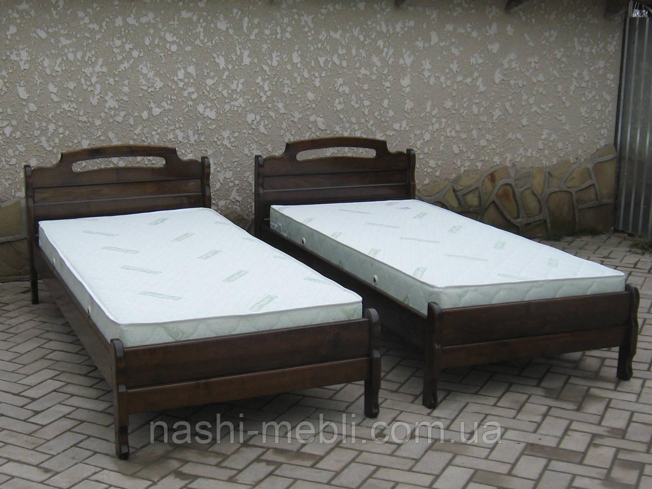 Одоспальне ліжко Ясен Радуга 5