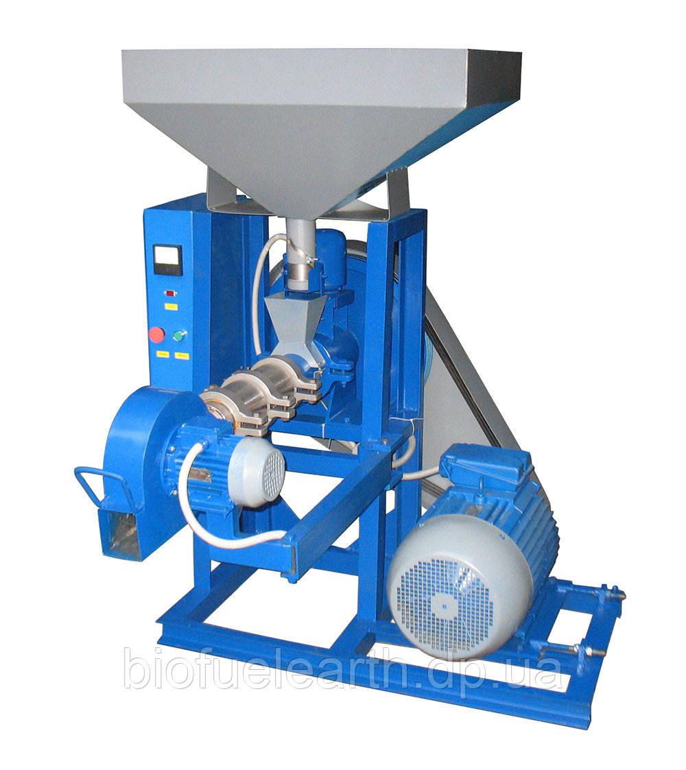 Экструдер зерновой ЭКЗ-200 (соевый), Экструдер для кормов