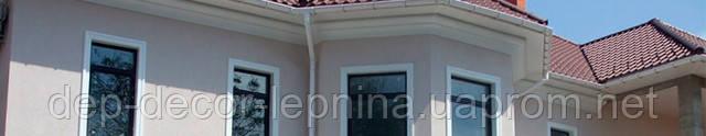Карнизы по крышу
