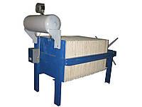 Линия фильтрования растительного масла ЛФ-5