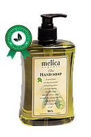 Органическое жидкое мыло с экстрактом Оливы