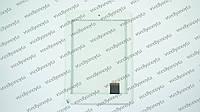 """Тачскрин (сенсорное стекло) C196131A1-FPC720DR, 7,85"""", внешний размер 197*132 мм, рабочий размер 160*120 мм, 40pin, белый"""