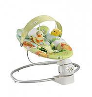 Детский шезлонг-качалка Babyhit Best Rest (11-487) Green