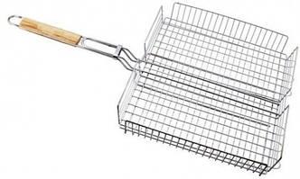 0102 Решетка для барбекю 430*360*60, кухонная посуда